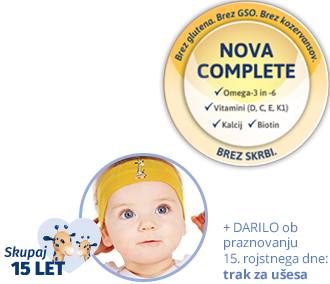 Sticker - Novalac 2, 800 g